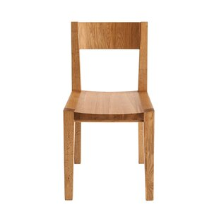 Horsforth Solid Wood Dining Chair by Corr..