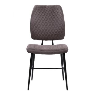 Williston Forge Claribel Upholstered Dining Chair (Set of 2)