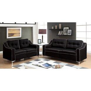 Glendora Configurable Living Room Set