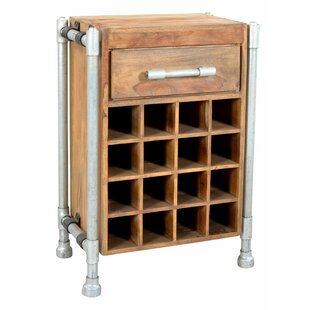 Wine Rack Holds 12 Bottles By Williston Forge