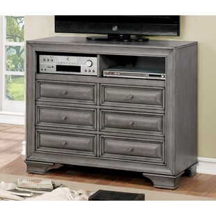 Inexpensive Rector Transitional Media 6 Drawers Dresser By Charlton Home