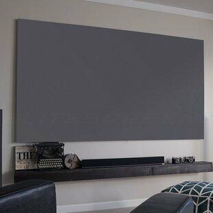 Aeon Grey 100 diagonal Fixed Frame Projection Screen ByElite Screens