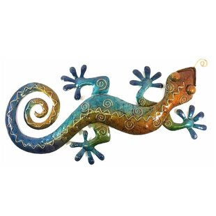 Gecko Wall Decor Wayfaircouk