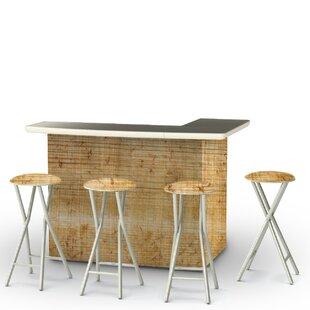 Corkboard 7 Piece Bar Set by Best of Times