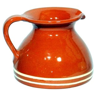 Review Danny Terracotta Pitcher