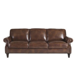 Franciscan Leather Sofa