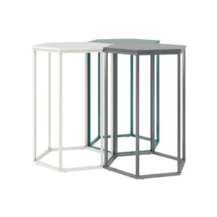 Park Ave Side Table (Set Of 3) By CosmoLiving By Cosmopolitan