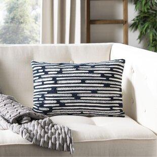Trena Cotton Lumbar Pillow