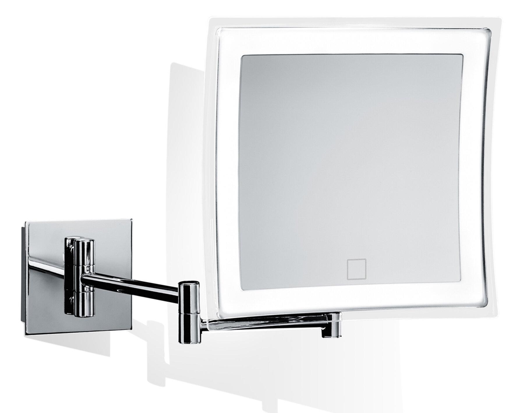 Make Up Spiegel : Ws bath collections spiegel magnifying makeup mirror wayfair