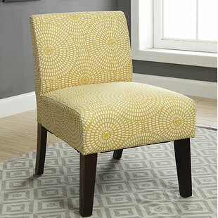 Cleek Slipper Chair by Ebern Designs