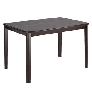Mendoza 47 Dining Table Alcott Hill