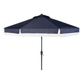 Bloomsbury Market Greenberry 8.5' Drape Umbrella