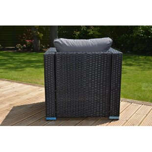 Jacoby 8 Seater Rattan Corner Sofa Set With Cushions By Sol 72 Outdoor