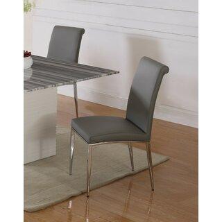 Alexis Upholstered Dining Chair (Set of 4) by Orren Ellis SKU:CA422288 Reviews