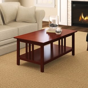 Etonnant Craftsman Style Coffee Table | Wayfair