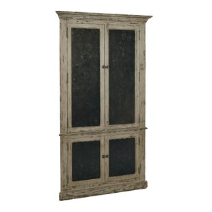 R. Douglas Home Corner 4 Door Accent Cabinet