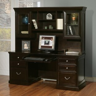 Robbie Executive Desk with Hutch