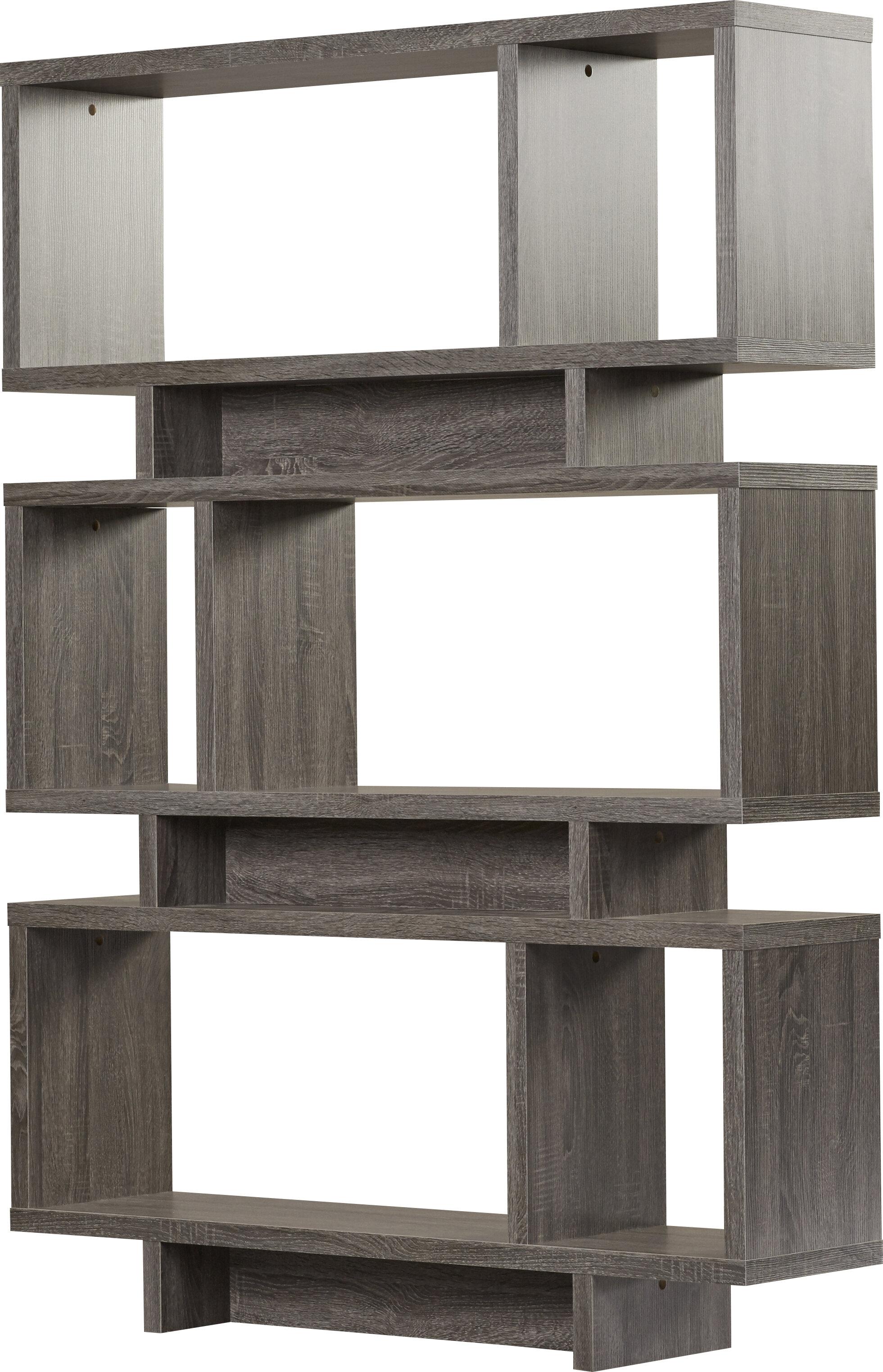 Cullison Geometric Bookcase