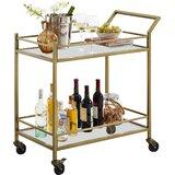 Chesterfield Bar Cart