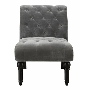 Narcisse Slipper Chair by One Allium Way