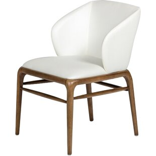 Pierre Upholstered Dining Chair by Corrigan Studio