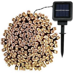 Savings Santorini LED Solar Powered String Light Compare & Buy