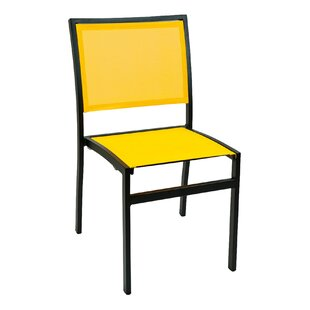 Florida Seating Con Series Stacking Patio Dining Chair