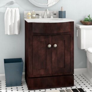 Rosemont Floor Mount 26 Single Bathroom Vanity Set By Winston Porter
