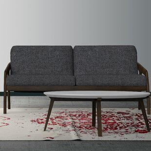 Kleopatra Upholstered Loveseat by Brayden Studio
