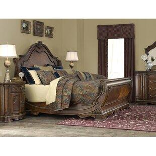 Michael Amini Bella Veneto Sleigh Bed
