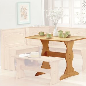 Patty Nook Kitchen Table by August Grove