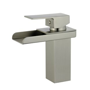 Pamplona Bathroom Faucet with Drain Assembly by Bellaterra Home