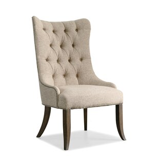 Rhapsody Upholstered Dining Chair (Set of 2) Hooker Furniture