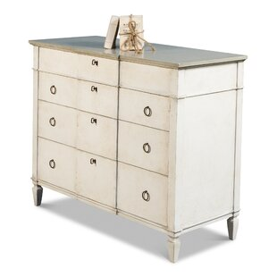 Matos Stucco 4 Drawer Dresser