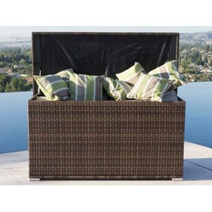 Century Outdoor Living Wicker/Rattan Deck Box