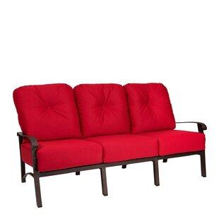 Woodard Cortland Sofa with Cushions