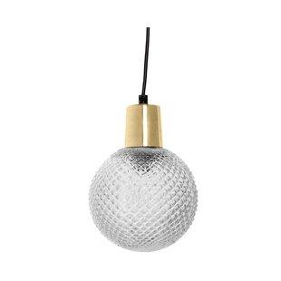 contemporary glass lighting. Brackman Etched Glass 1-Light Globe Pendant Contemporary Glass Lighting