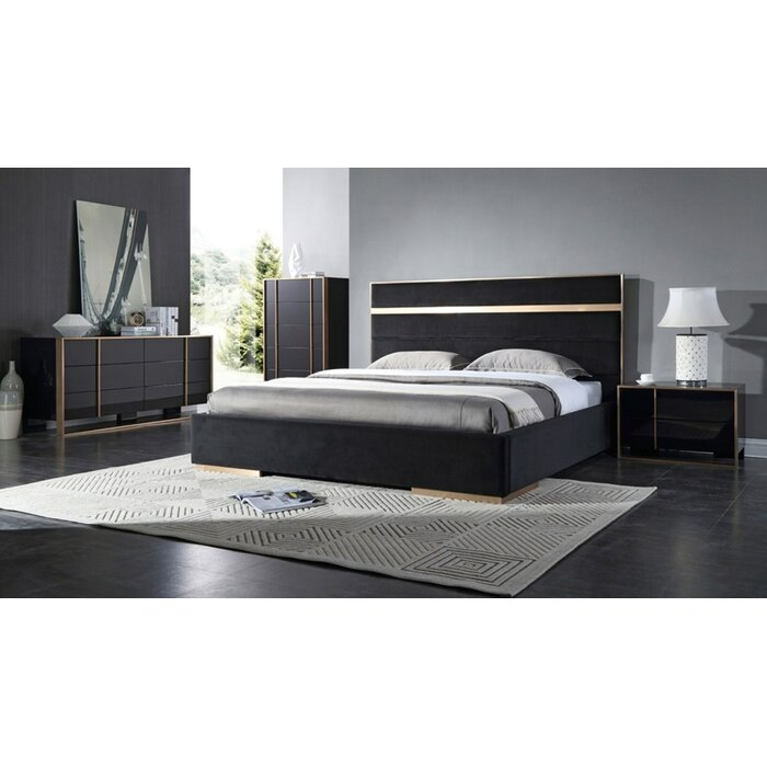 Ayaan Platform Bedroom Set