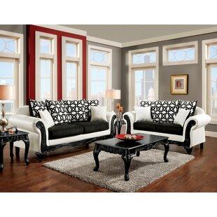 Best Reviews Reylan Configurable Living Room Set by Hokku Designs Reviews (2019) & Buyer's Guide