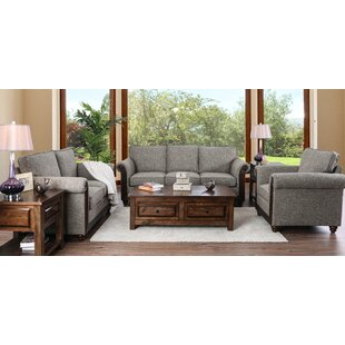 Price comparison Javier Configurable Living Room Set by Alcott Hill Reviews (2019) & Buyer's Guide