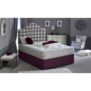 Quart Pocketsprung 1500 Divan Bed By 17 Stories
