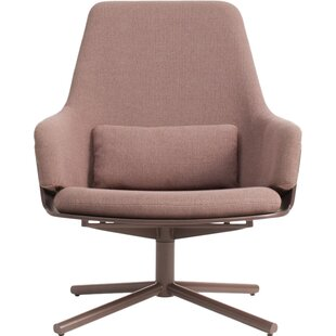 Lock Swivel Lounge Chair by Blu Dot
