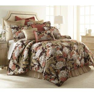 Bemidji Peacock Comforter Set