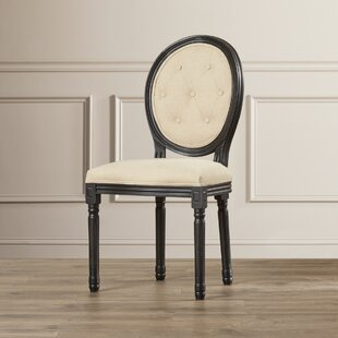 Tiarra Side Chair by House of Hampton