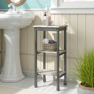 Free Standing Bathroom Shelving Youu0027ll Love In 2019 | Wayfair