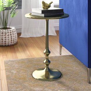 Meera End Table by Willa Arlo Interiors