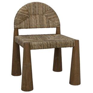 Noir Laredo Side Chair
