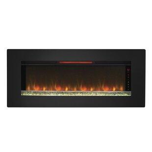 Troxell Wall Mounted Electric Fireplace By Latitude Run