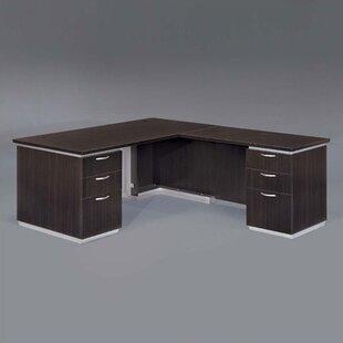 Flexsteel Contract Pimlico L-Shape Executive Desk
