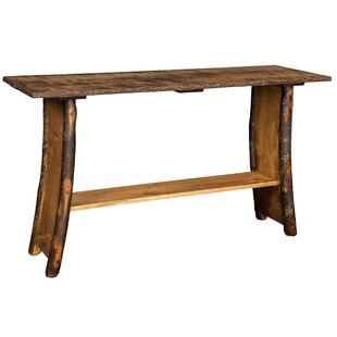 Raby Bendwood Console Table